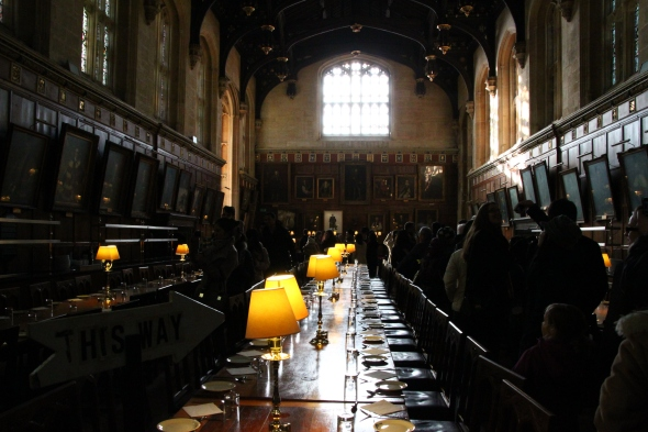 Comedor Christ Church College